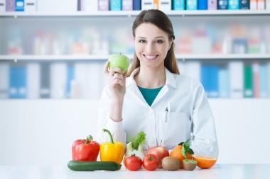 Appuntamento con la nutrizionista